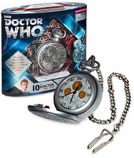 DOCTOR WHO - 10th Doctor Fob Watch (Wesco) #NEW