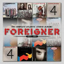 Foreigner COMPLETE ATLANTIC STUDIO ALBUMS 1977 - 1991 Box Set NEW SEALED 7 CD