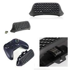 Moko Xbox receptor 2.4G inalámbrico con Mini Teclado One Chatpad Mensaje Juego S