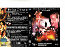 Perfect Crimes:2-1995-3 Stories-Kiefer Sutherland-DVD