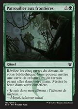 MTG Magic KTK - (4x) Scout the Borders/Patrouiller aux frontières, French/VF