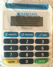 NEW Barclays PINsentry Pin Sentry Security Online Banking Reader Card Bank Chip.