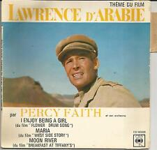 PERCY FAITH Lawrence d'Arabie FRENCH EP CBS
