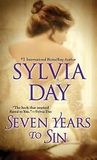 Seven Years to Sin by Sylvia Day