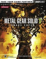 Metal Gear Solid 3: Snake Eater Official Strategy Guide