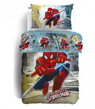 Trapunta Invernale Spiderman Broadway Piumone Uomo Ragno Digitale Marvel Caleffi