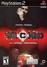 Stacked with Daniel Negreanu  (Sony PlayStation 2, 2006)