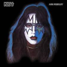 KISS ACE FREHLEY PICTURE DISC LP RUSSIA IMPORT