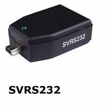 SVRS232 USB PC Adapter for TLL90S DXL360 DXL360S Inclinometer Device