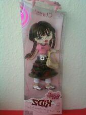 Girlz Girl Bratz Kidz Class Doll Fashion Pack Skirt Belt Top Purse Shoes