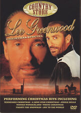 LEE GREENWOOD CHRISTMAS SPECIAL - DVD - REGION 2 UK