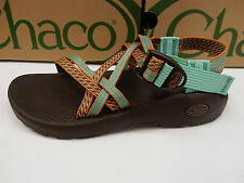 CHACO WOMENS SANDALS ZX/1 CLASSIC ADOBE CLAN SIZE 7