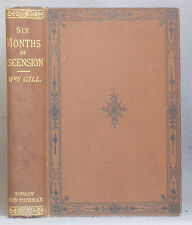 1880 SIX MONTHS IN ASCENSION ISLAND Isobel Black Gill MAP Scientific Expedition