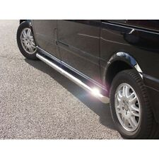 Mercedes Vito Viano Side Bars Sport Tube Running Boards Exterior Accessory