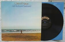 JACK TRAYLOR and STEELWIND - Child of Nature  GRUNT  LP  1973  West Coast