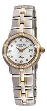 RAYMOND WEIL Parsifal 59 Diamond Ladies Watch 9440-STS-97081 - RRP £2450 - NEW
