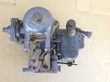 FIAT  X1/9  FIAT 128 RALLY. CARBURATORE WEBER 32 ICEV 18 OLD STOCK