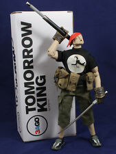 "Ashley Wood 3A ThreeA Popbot Tomorrow King TK 3AGO Kenshiro 8"" Sealed"