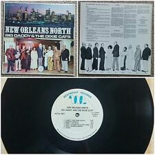 Big Daddy & The Dixie Cats ‎- New Orleans North JAZZ LP VINYL Westmount Records