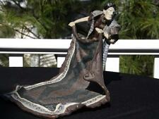Franz Bergman S Nam Greb Bronze Style Cold Painted Carpet Seller Sculpture