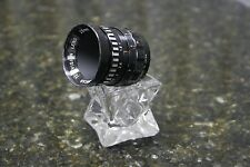 Cosmicar TV 25mm 1:1.9 Fixed Wide Television Lens C-Mount FREE SHIPPING