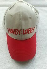 HOBBY LOBBY logo baseball hat Cap Conservative Oklahoma craft Store