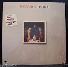THE BEATLES: RARITIES-Promo Album In Shrink Wrap w/Sticker-CAPITOL #SHAL 12060
