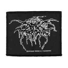 DARKTHRONE Patch LOGO Aufnäher ♫ True Norwegian Black Metal ♫ Dark Throne