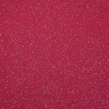Glitter Rosa Colore Unico Carta Da Parati Dulce Paillette Argento Luccicante