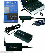 Genuine  Kensington 45W Universal Power Adapter With USB Port For All Netbook