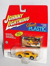 Johnny Lightning 2001 Classic Plastic 1972 American Motors Javelin AMX Pro Stock