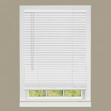 Cordless Gii Deluxe Sundown 1 In. Room Darkening Mini Blind 31X64 Pearl White