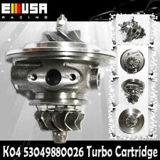 K04-026 Turbo Cartridge fit 99-04 Audi A6 Quattro 2.7L K04 Upgrade Twin Turbo