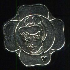 2011 Hidden Mickey Series Princess Flowers Cinderella CHASER Disney Pin 85619