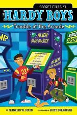 Trouble at the Arcade Hardy Boys: The Secret Files