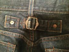 Vintage 80s LEVIS Japan 701xx Cinch Selvedge Jeans 31x30 Big E Rare Red Line