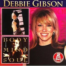 GIBSON,DEBBIE-ANYTHING IS POSSIBLE / BODY MIND & SOUL  CD NEW