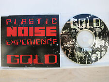 PLASTIC NOISE EXPERIENCE - Gold    Maxi-CD   PNE