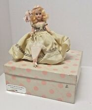 Nancy Ann Storybook Blonde Dolls of the Month Series A Shower for April 190