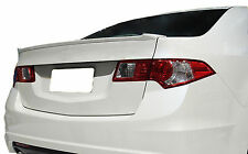 SPOILER FOR AN ACURA TSX FACTORY STYLE LIP SPOILER 2009-2013
