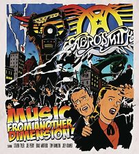 Aerosmith - Music from Another Dimension! (2012)  2CD+DVD Limited Deluxe  NEW