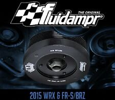 Fluidampr Engine Damper Crank Pulley for BRZ / FR-S / WRX |  571101