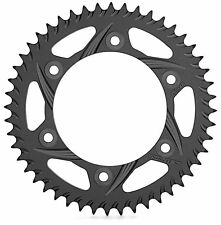 Vortex Rear Aluminum Sprocket 48 Tooth Black YAMAHA TTR230 2005-2016,WR250F 2001