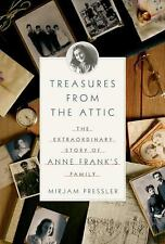 Treasures from the Attic: The Extraordinary Story of Anne Frank's Fami-ExLibrary