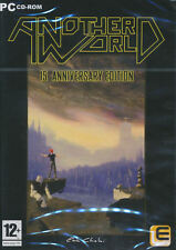 ANOTHER WORLD 15th Anniversary Ed. Adventure PC GameNEW