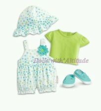 NEW American Girl Daisy Petals Outfit for Bitty Baby or Bitty Twin Doll