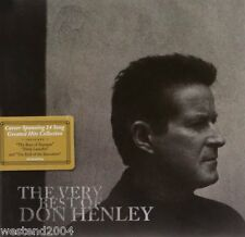Don Henley - Very Best Of / Greatest Hits - CD NEW ! The Eagles / Boys Of Summer