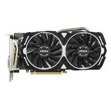MSI AMD Radeon RX 470 ARMOR OC 4GB GDDR5 DVI/HDMI/3Displayport pci-e Video