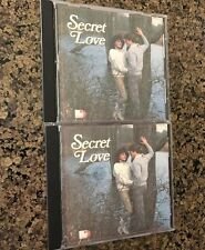 Vintage Secret Love CDs Top Hits Discs 1 & 3 Whitney Bee Gees Peaches & Herb Etc