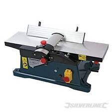 Silverline Silverstorm 1800W Bench Planer 150mm woodwork joinery workshop 344944